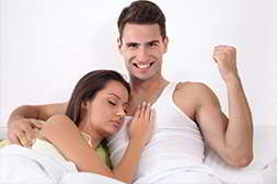 С биоманиксом можно заниматься сексом около 2 часов