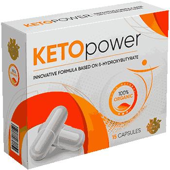 Капсулы Keto Power.